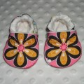 Baby booties Carnaval