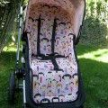 Canopy and cover for seat cover Bugaboo Camaleon