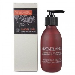 Aceite hidratante Bio citricos Matarrania