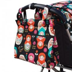 Bolso panera bebé - elige el estampado