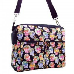 Bolso mini calaveras - en stock