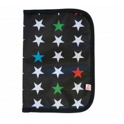 Portadocumentos Vespas negro- My bags