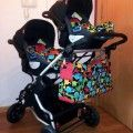Custom your twins Diaper bag