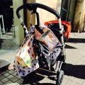 Baby stroller Hook