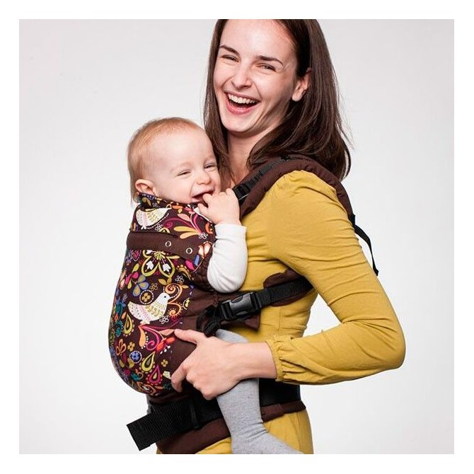 Soft baby carrier Folk Tale