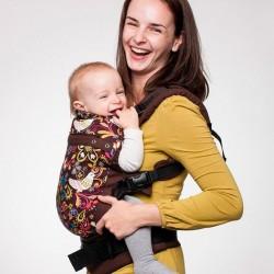 Porte bébé physiologique Folk Tale
