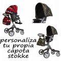Custom your own canopy for Stokke Xplory V1 &V2