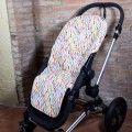 Borsino Baby Anne stroller Back and Seat liner