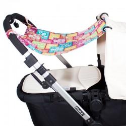Cortina para el carrito del bebé - personalízala