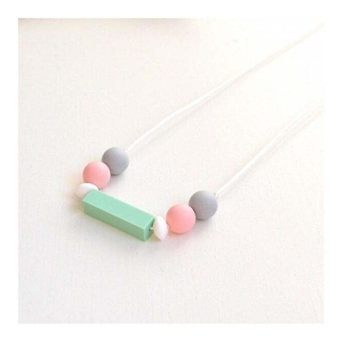 Necklace Baby teether Mykonos