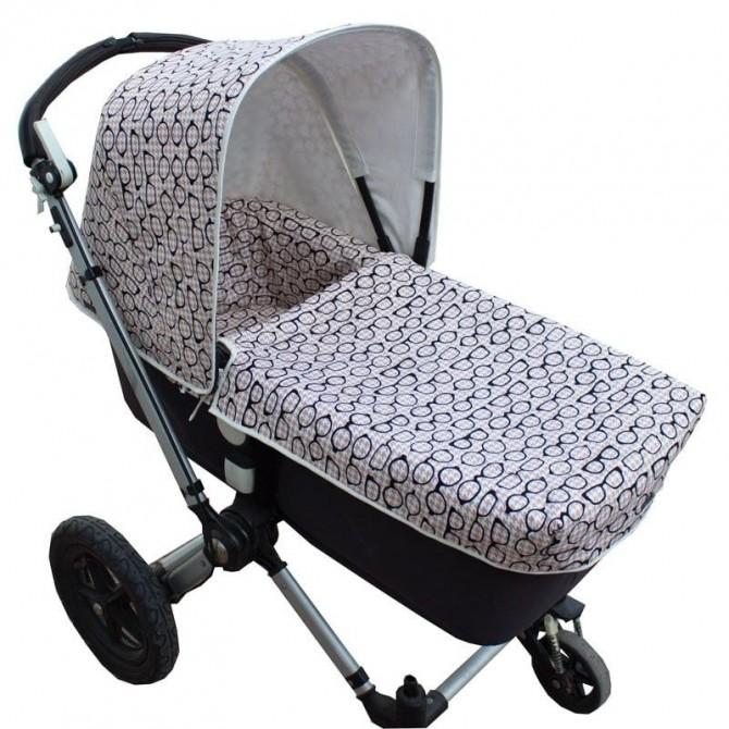Cubre capazo Borsino Baby Anne - elige el estampado