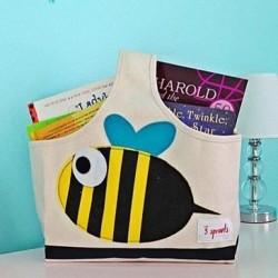Bolsa de pañales abeja