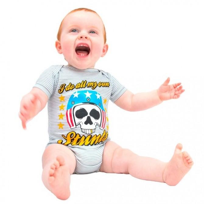 Body bebé rock Stunts