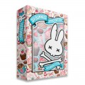 Six bunnies - set regalo bebe - cupcakes