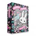 Caja regalo bebe - unicornios retro