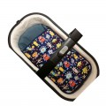 Winter Carrycot footmuff Uppababy - choose the fabric