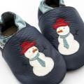 Soft Baby Shoes Snowboy