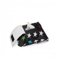 Portatoallitas Estrellas negro de Mybags