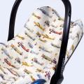 Cotton liner for Cabriofix maxi cosi - planes