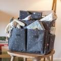 Baby Messenger diaper bag Mini Stars By Mybags