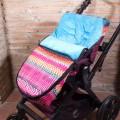 Footmuff Jane Muum for winter - choose the fabric