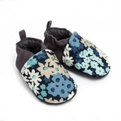 Baby booties Daisy by Liliputi