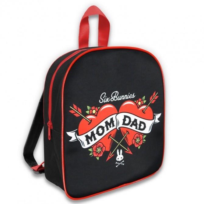 Mochila guarderia - mum and dad