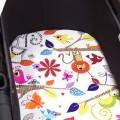 Drap de coton de nacelle Siesta pour Bugaboo poussette