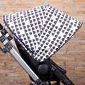 Canopy for Bugaboo Fox - choose the fabric