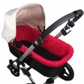 Bassinet cover for Bugaboo Fox - choose the plain color