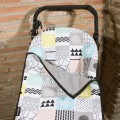 Saco de silla Concord Neo entretiempo - elige el estampado