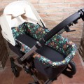 Carrycot liner for Bugaboo - bot boy
