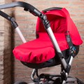 Cover for carry cot Jane Matrix - choose your favourite color