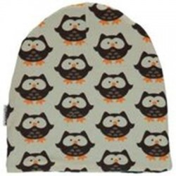 Bonnet bébé owls par Maxomorra