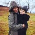 Babywearing cover - Babywarn