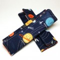 Seat belt strap covers supernova