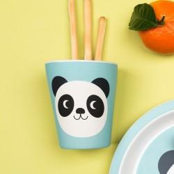 Gobelet En Bambou Miko The Panda
