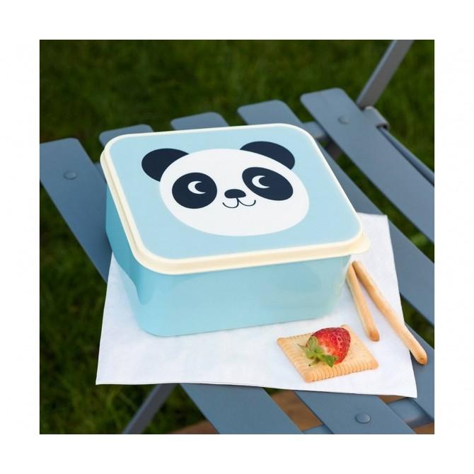Miko the panda Lunch box