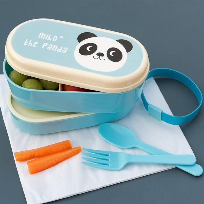 Miko The Panda Bento Box