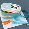 Boite Bento Miko The Panda