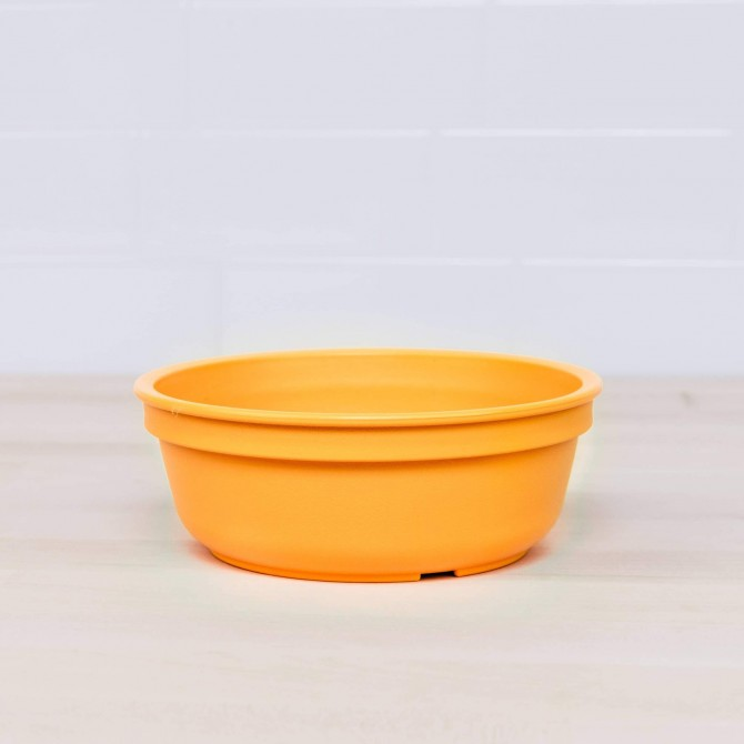 Re-play sunny yellow bowl