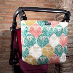 Bolso silla paraguas - leones