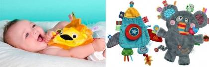 Des jouets pour Bébé et la famille