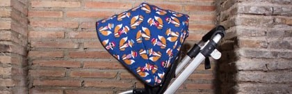 Bugaboo Bee canopies