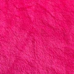 Tela de pelo rosa fucsia